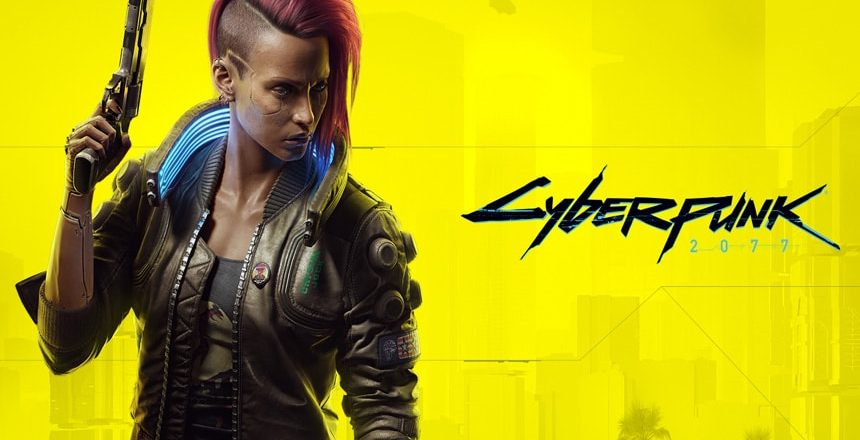 Cyberpunk 2077 music: blog post cover image